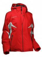 DIEL Cynthia skijakke, dame, rød