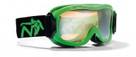 Demon Magic junior skigoggle, grøn