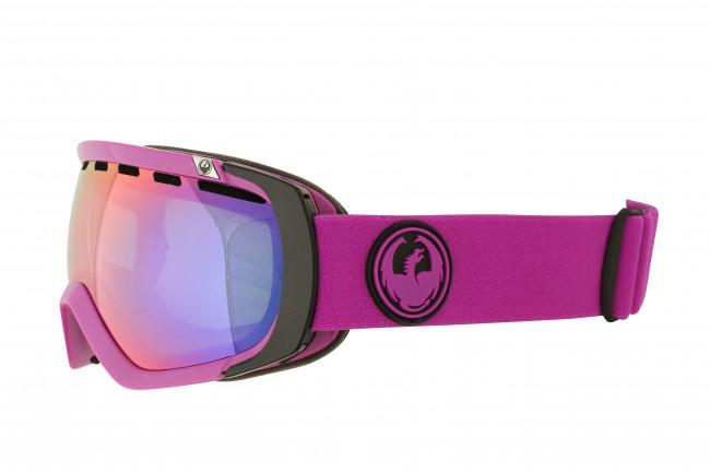 Rogue serien fra Dragon er top skigoggles som er optisk korrekte og lavet i bedste materialer.Der er antidug behandlet linse, 3-lags skum, 100 % UV beskyttelse og medfølger naturligvis også lækker opbevaringspose.Purple Ionized linsen er perfekt til lysforhold som klar himmel og solskin.- Medium fit- Passer til brug sammen med hjelm- Trippellag skum (super pasform)- Micro Fleece for (fjerne fugten fra din hud)- 100 % beskyttelse mod farlige UV stråler- Anti dug behandlet linse- Polyurethane ramme (fleksibel og holdbar ramme uanset temperatur)- Rem med logo