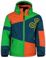 Kilpi Radolfo K drenge skijakke, grøn