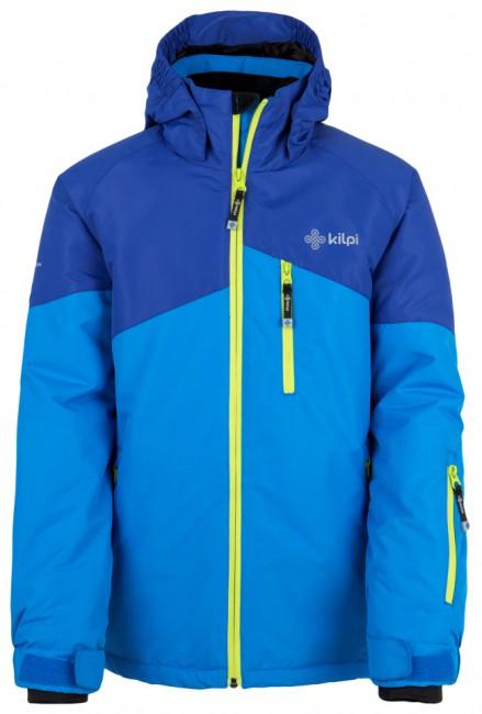Kilpi Oliver K drenge skijakke, blå