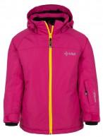 Kilpi Mila JG, pige skijakke, pink