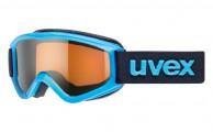 Uvex Speedy Pro, børneskibrille, blå