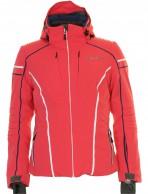 DIEL Bella skijakke, dame, rød