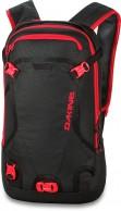 Dakine Heli Pack 12L, sort/rød